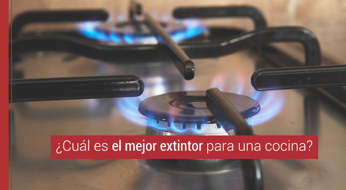 mejor-extintor-cocina ¿Cuál es el mejor extintor para una cocina?