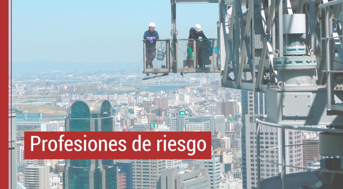 profesiones-de-riesgo Profesiones de riesgo: ¿cuáles son las más peligrosas?
