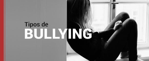 los tipos de bullying
