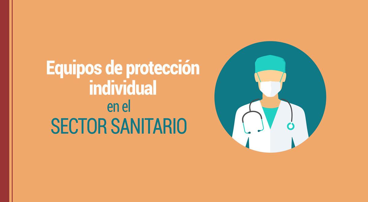 equipos-de-proteccion-individual-sector-sanitario EPIS para el riesgo biológico en el sector sanitario