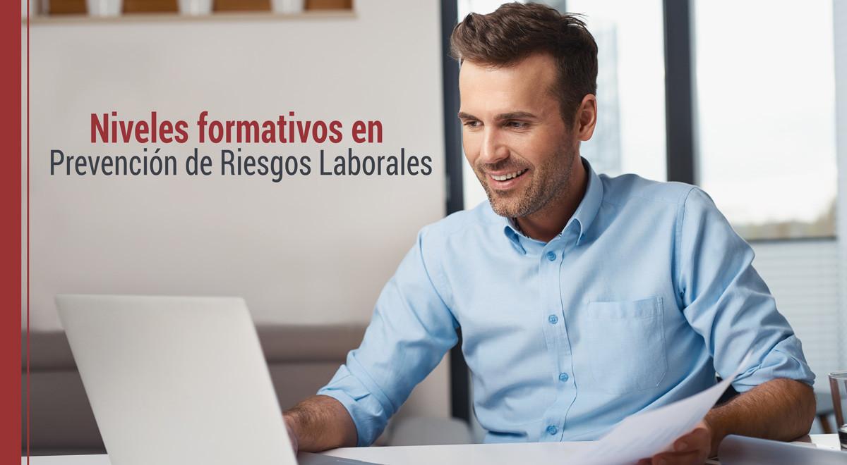 niveles-formativos-prevencion-riesgos-laborales Prevención de Riesgos Laborales: ¿Qué niveles de formación hay?