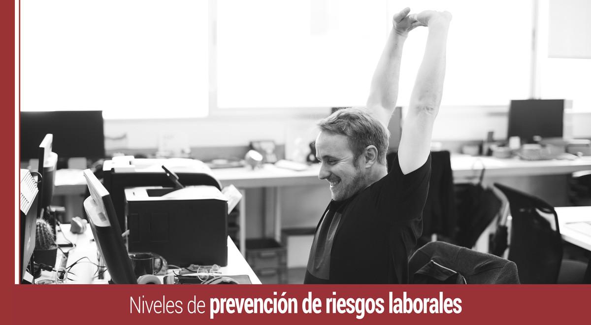 niveles-de-prevencion-de-riesgos-laborales Niveles de prevención de riesgos laborales