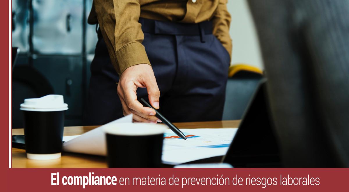 compliance-prevencion-de-riesgos-laborales El compliance en materia de prevención de riesgos laborales