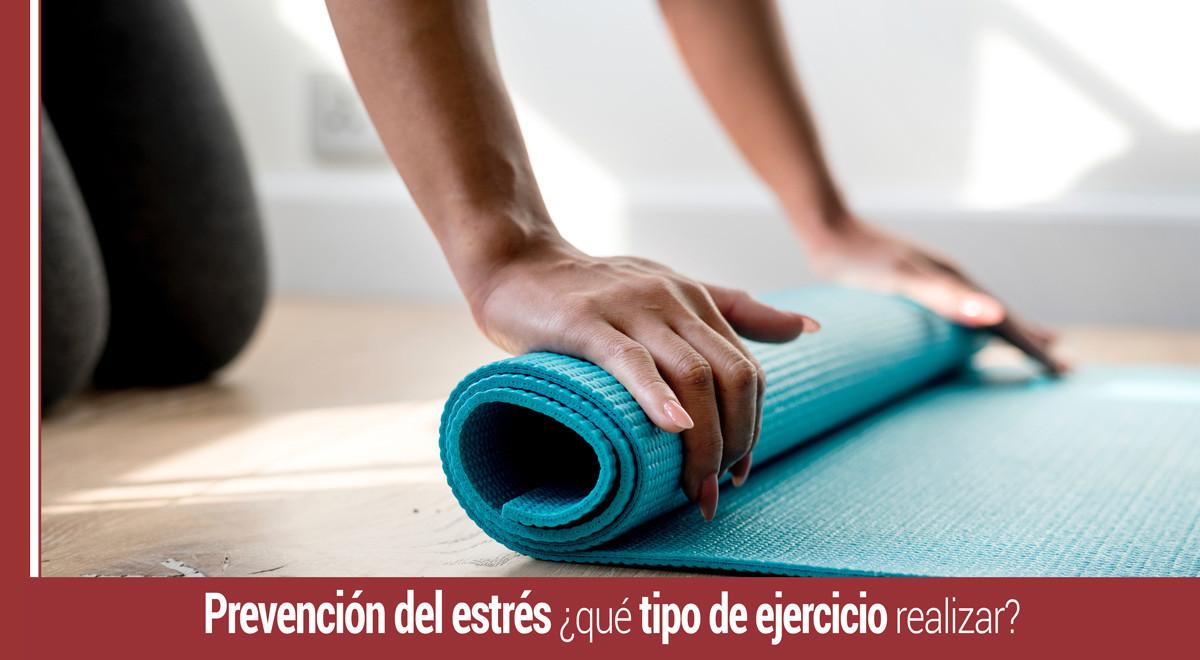 prevencion-estres-tipo-ejercicio Prevención del estrés ¿qué tipo de ejercicio conviene realizar?