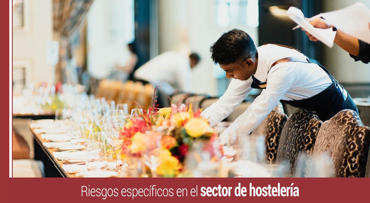 riesgos-especificos-sector-hosteleria Riesgos laborales específicos en el sector de hostelería