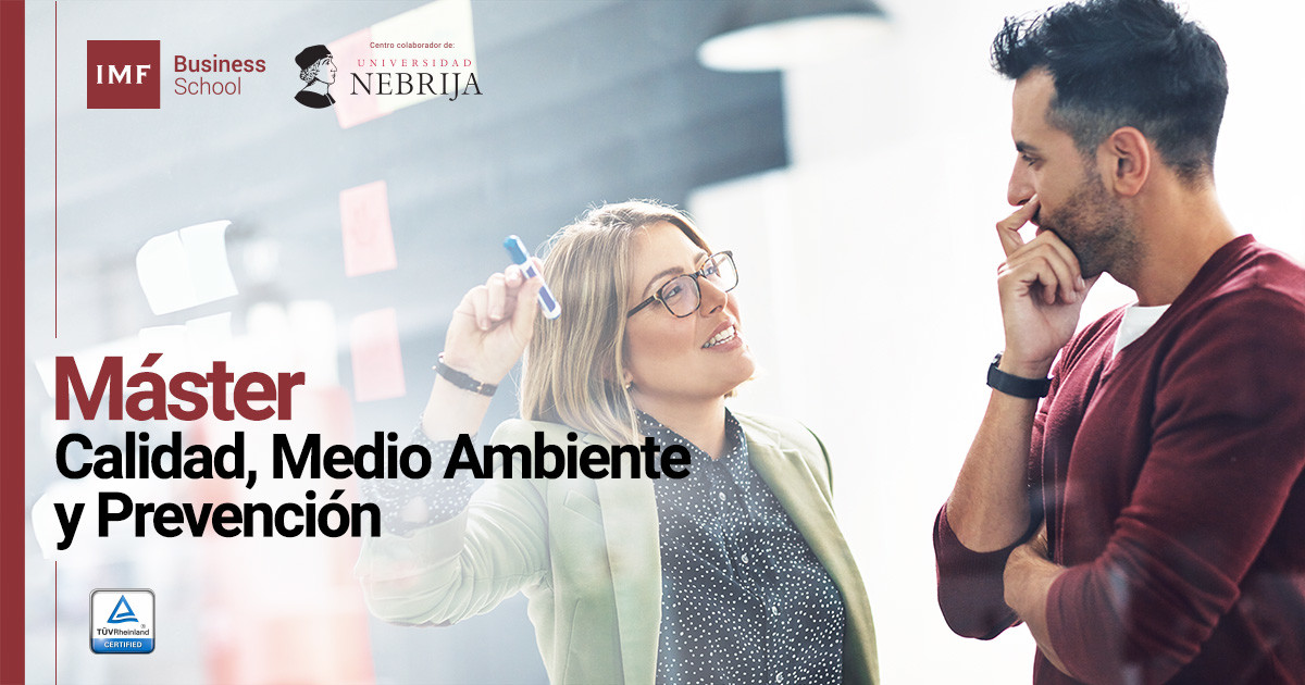 master gestion integrada imf nebrija