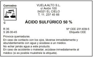 acido-sulfurico-300x185 Higiene Industrial: Agentes químicos en centros sanitarios