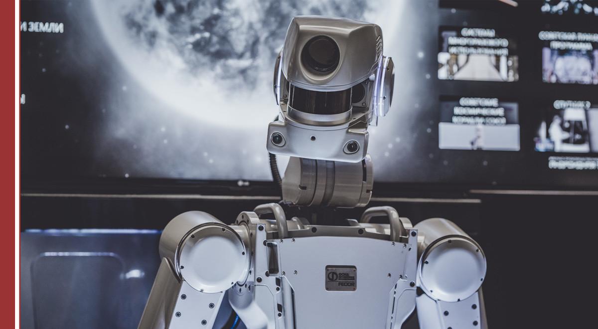 robots-prevenir-riesgos-laborales La implementación de robots puede prevenir la incidencia de accidentes laborales