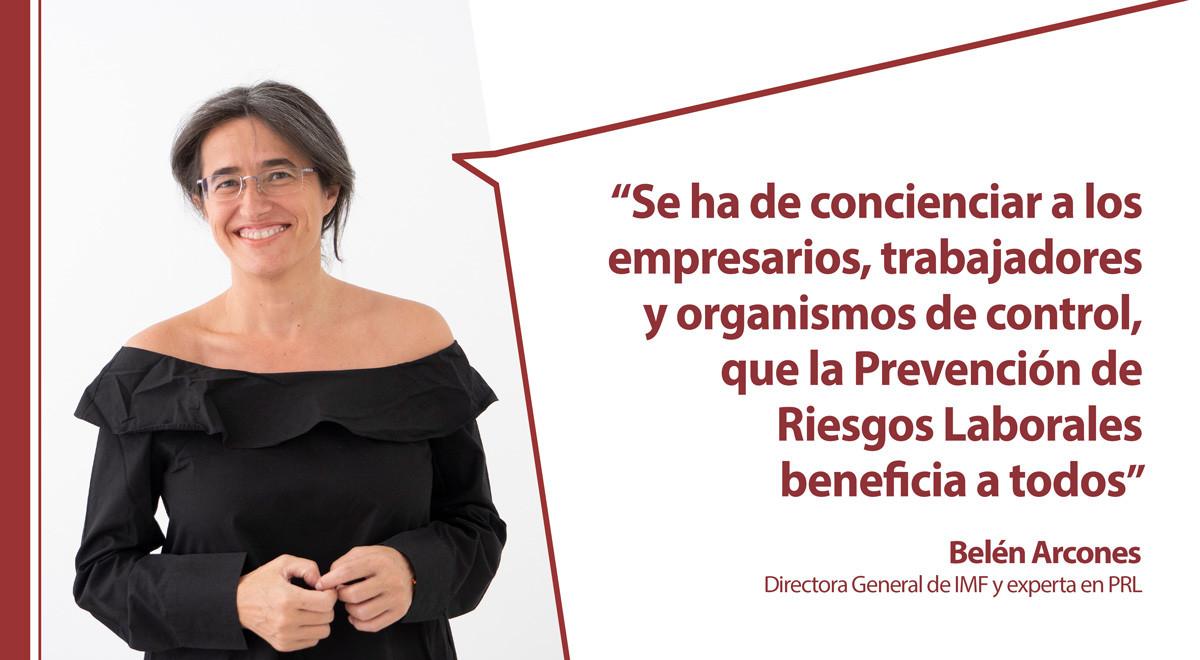 entrevista-belen-arcones-prl Entrevista a Belén Arcones, Directora General de IMF y experta en PRL