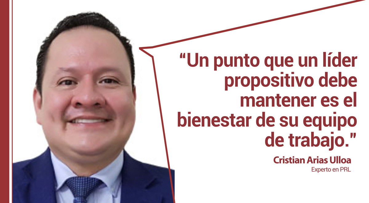CristianArias Belén Arcones entrevista a Cristian Arias, experto en PRL