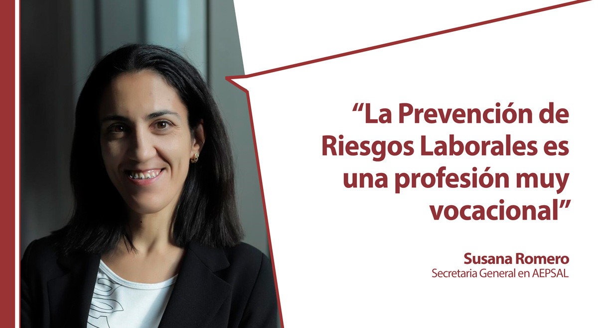 entrevista-susana-romero-prl Belén Arcones entrevista a Susana Romero, Secretaria General de AEPSAL