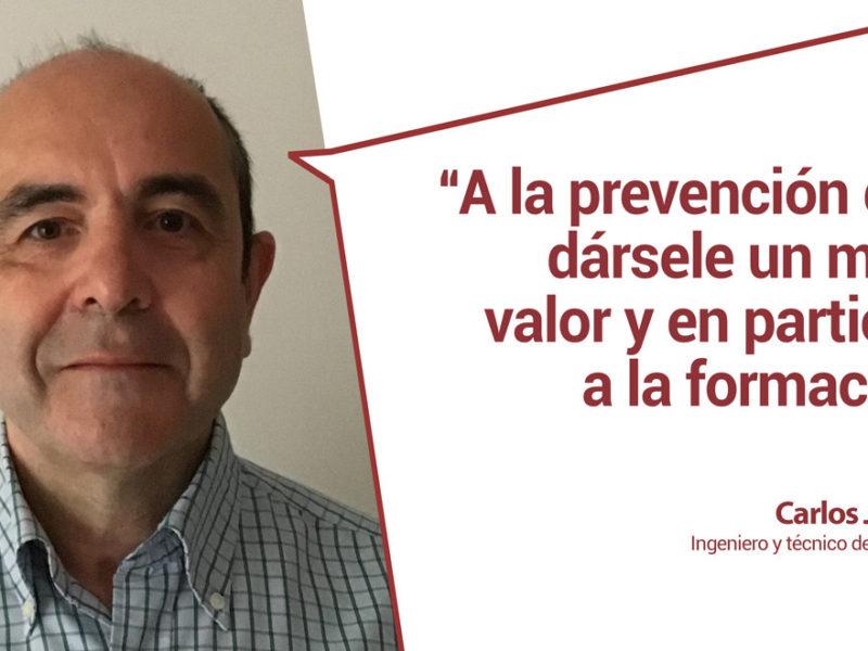 carlosjmoya-800x600 Josefina del Prado entrevista a Carlos J. Moya, experto en prevención