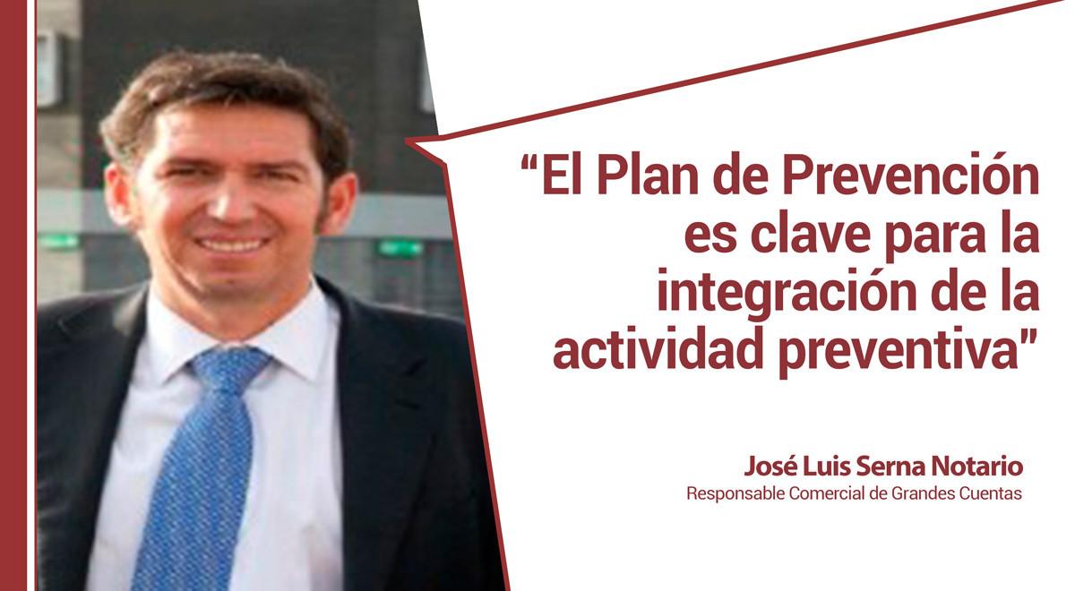 joseluis Belén Arcones entrevista a José Luis Serna, Responsable Comercial de Grandes Cuentas