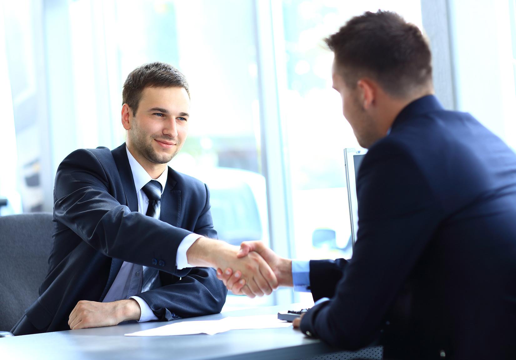 Fotolia_54960437_M Trucos para tener éxito en una entrevista de trabajo