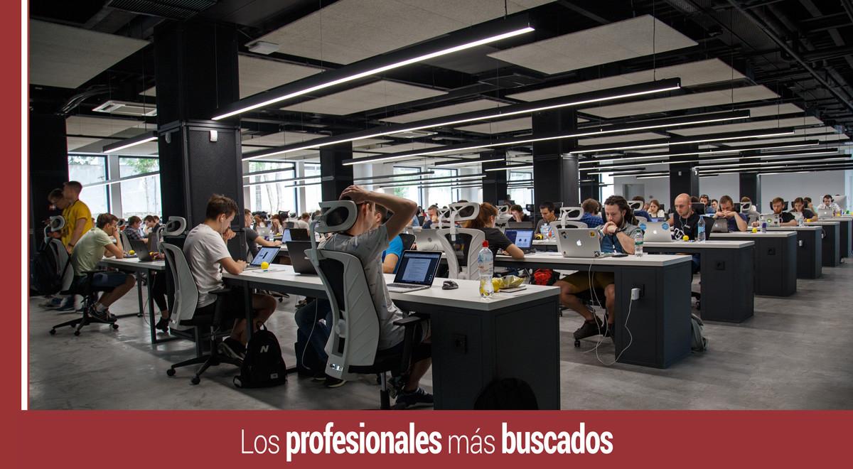 profesionales-mas-buscados Los profesionales más buscados