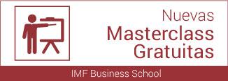 Masterclass IMF Business School, aportando valor
