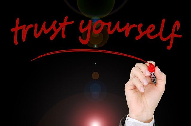 self-confidence-440227_640 Saber delegar es un ejemplo de buen liderazgo