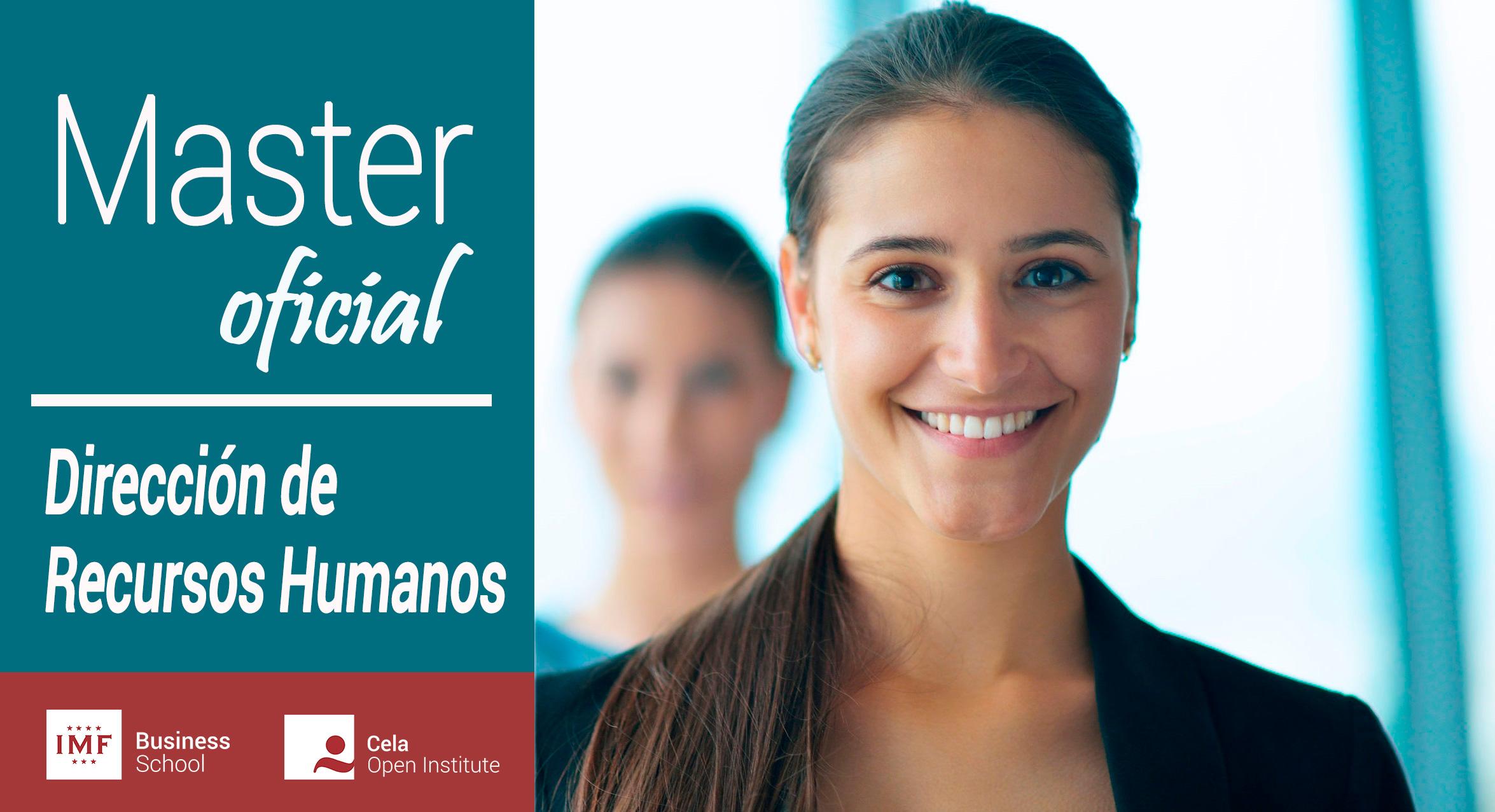 Master Oficial Universitario en Recursos Humanos: Organización, Planificación y Gestión del Talento