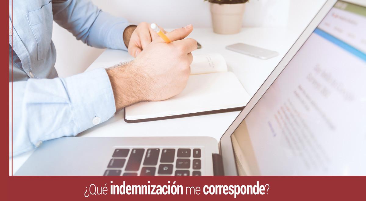 que-indemnizacion-me-corresponde ¿Qué indemnización me corresponde?