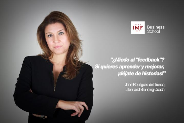 """Feddback-Jane-RodrXXguez-del-Tronco 10 pasos para gestionar y aprovechar un """"feedback"""" 360º"""