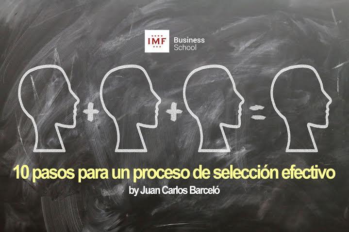 SelecciXXn-personal 10 pasos para un proceso de selección efectivo