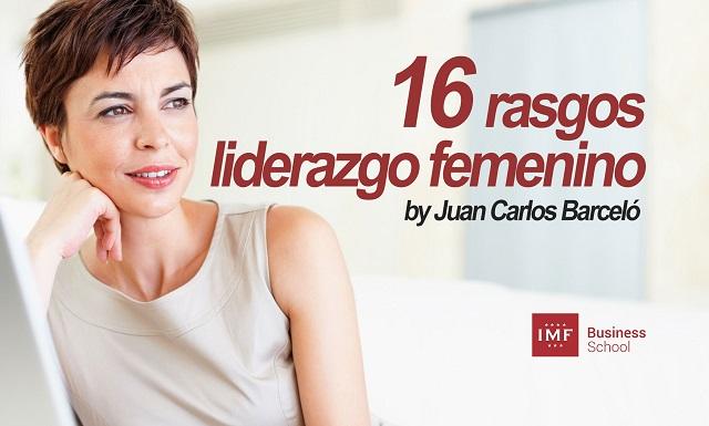 liderazgo-femenino Los 16 rasgos más destacados del liderazgo femenino