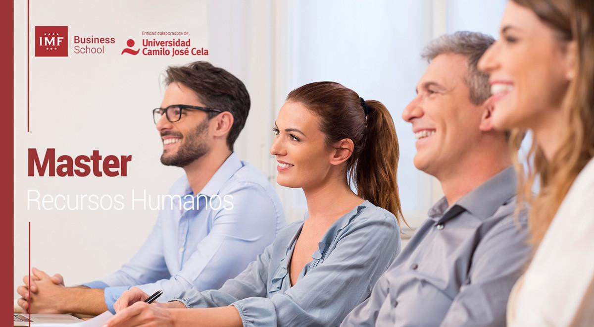 Master en Recursos Humanos