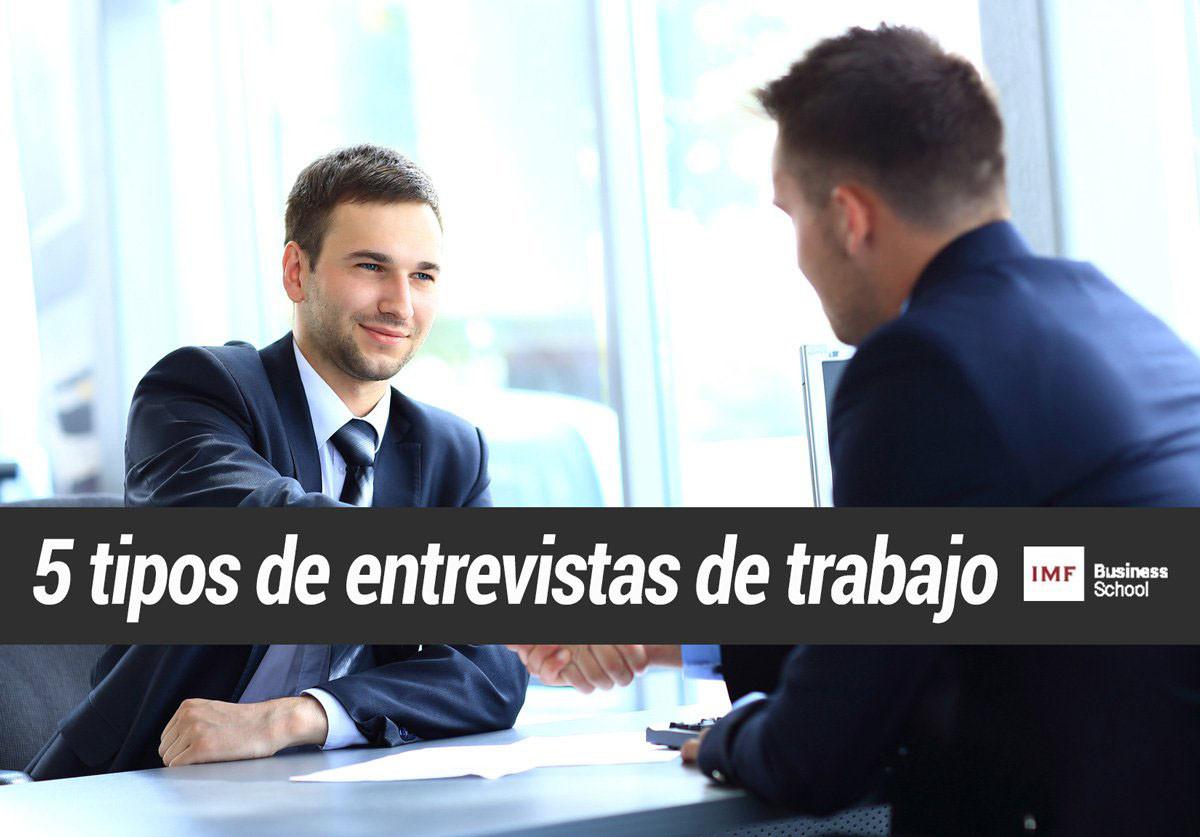 entrevistas-trabajo-1-1 5 tipos de entrevistas de trabajo