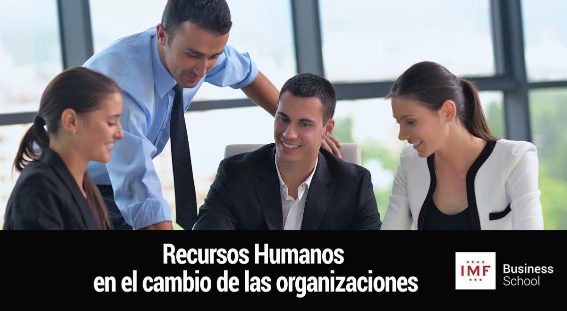Máster oficial en Recursos Humanos: organización y gestión del talento
