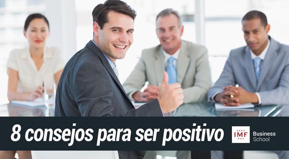positivo-trabajo Como ser positivo en el trabajo