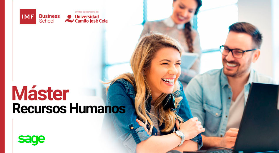 Máster Universitario en Dirección de Recursos Humanos