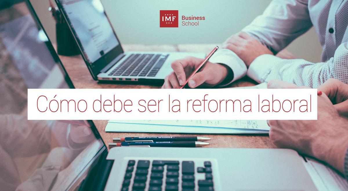 reforma-laboral El momento de las reconciliaciones o  cómo debe ser la reforma laboral.