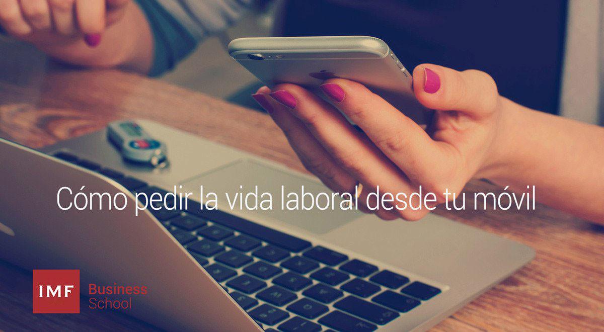 vida-laboral-movil-1 Cómo pedir la vida laboral desde tu móvil