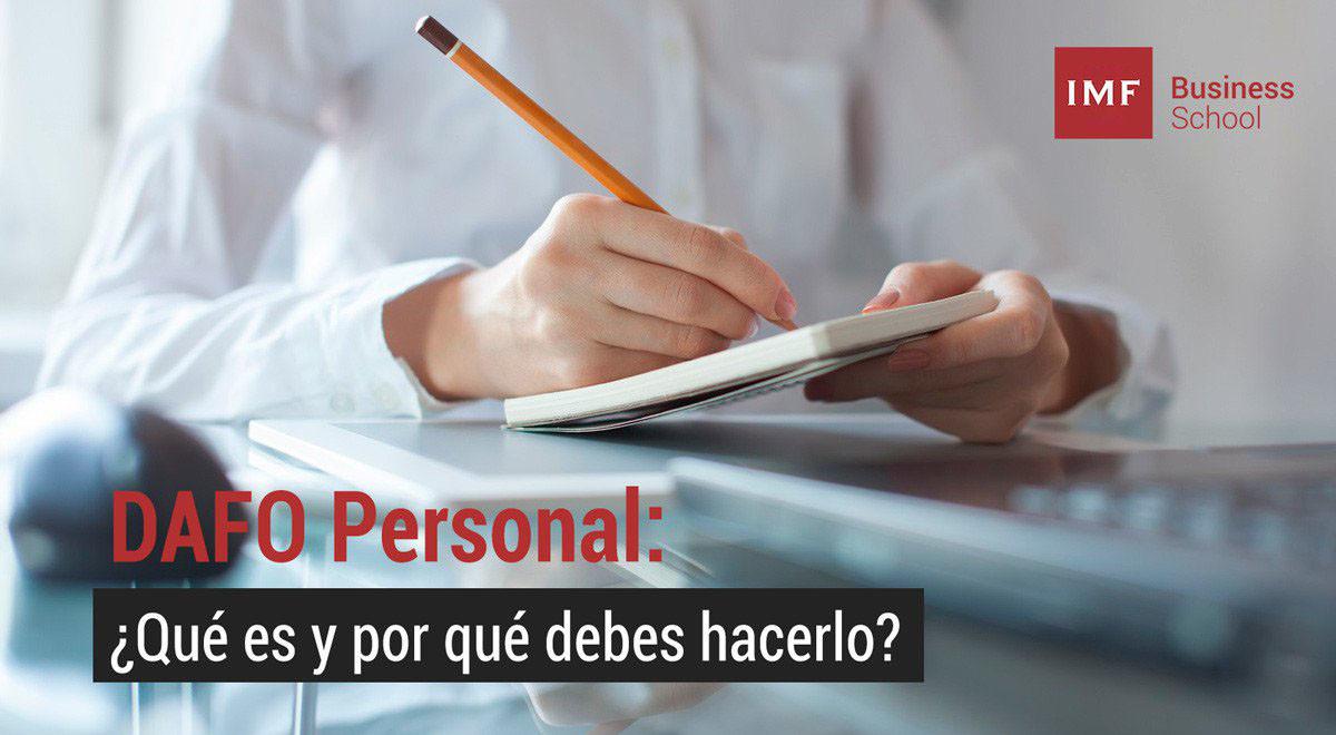dafo-personal-1 DAFO Personal: ¿Qué es y por qué debes hacerlo?