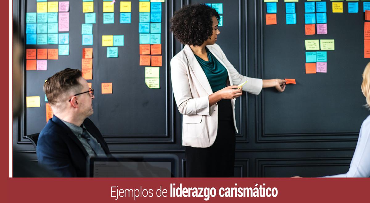 liderazgo-carismatico2 Ejemplos de liderazgo carismático