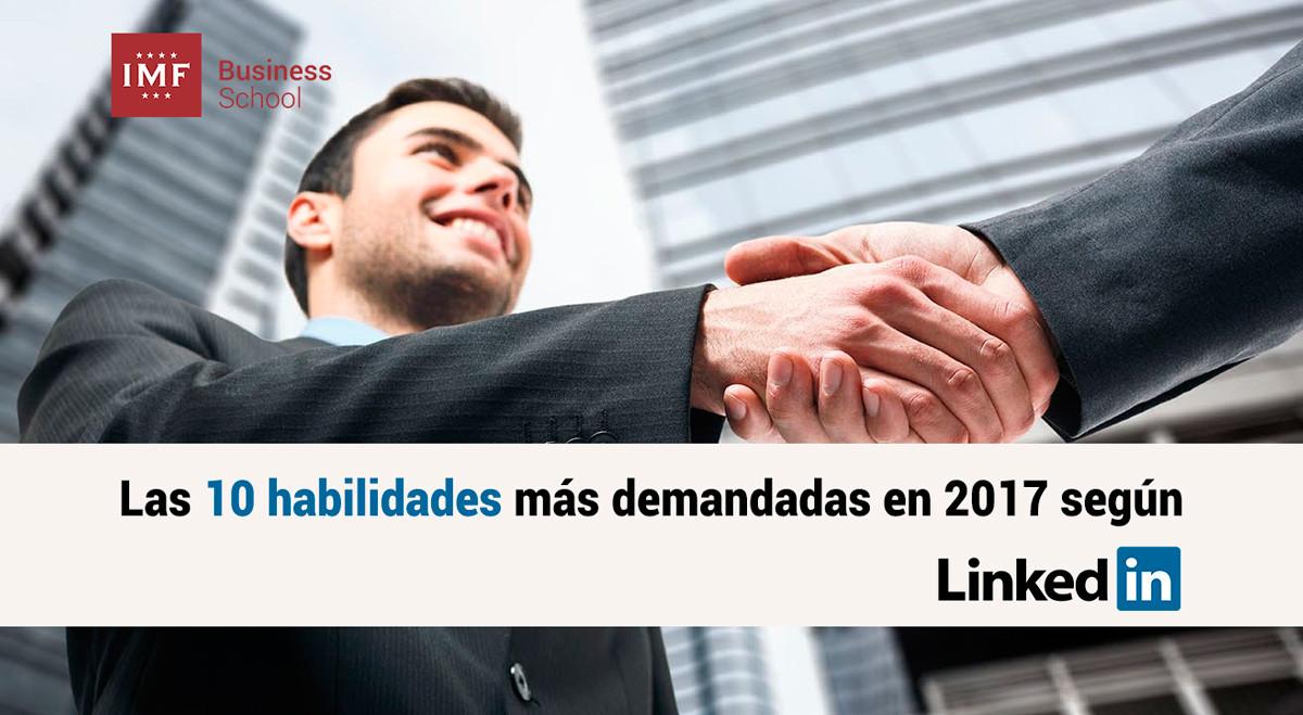 10-habilidades-linkedin-2017 Las 10 habilidades más demandadas en 2017 según Linkedin
