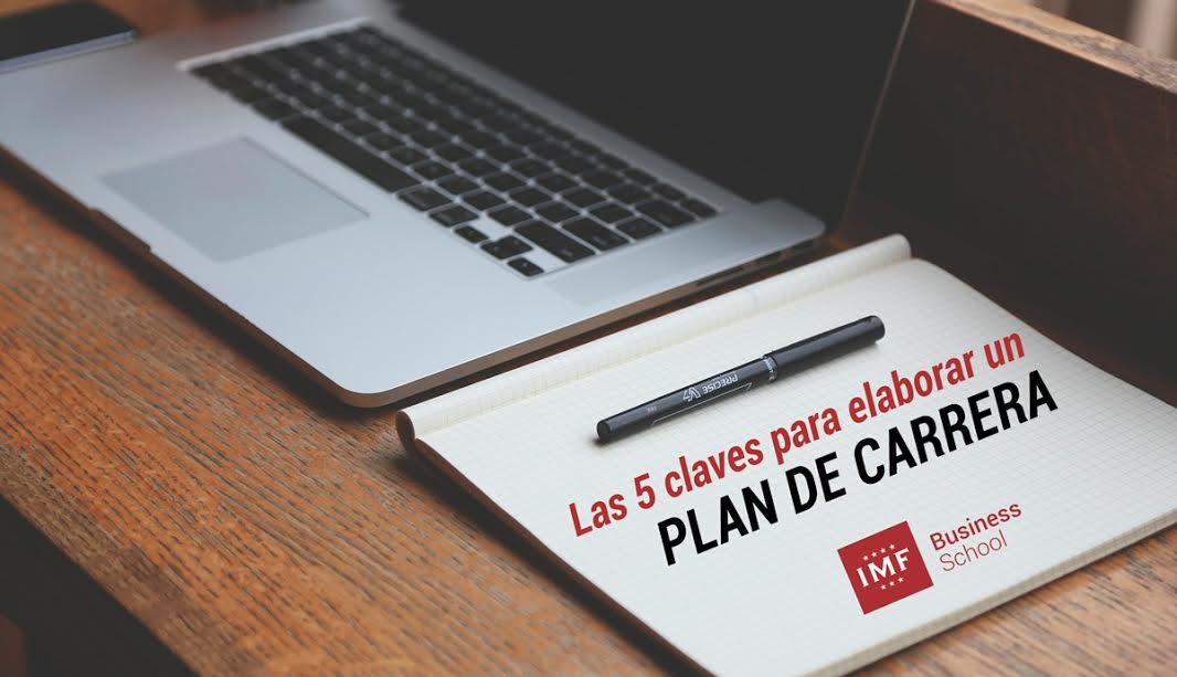 Las 5 claves para elaborar un plan de carrera • Recursos Humanos Hoy