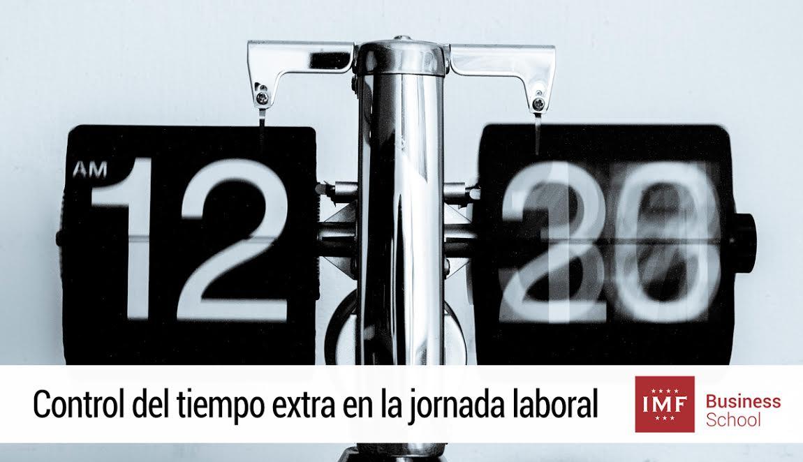 control-del-tiempo-extra-de-la-jornada-laboral La Inspección de Trabajo incrementa el control del tiempo extra en la jornada laboral