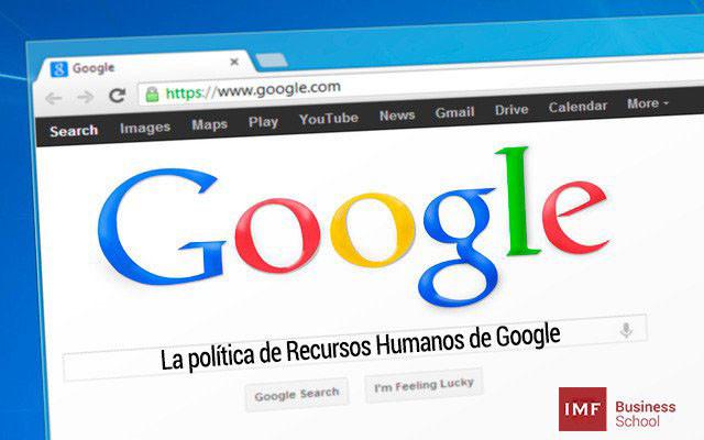rrhh-google-1 La política de Recursos Humanos de Google
