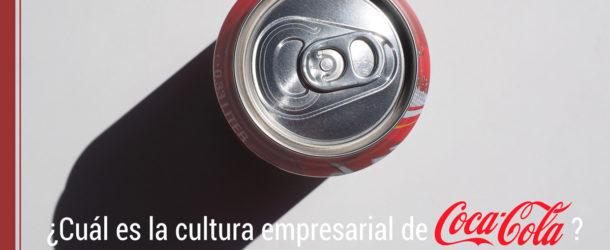 cual es la cultura empresarial de coca cola