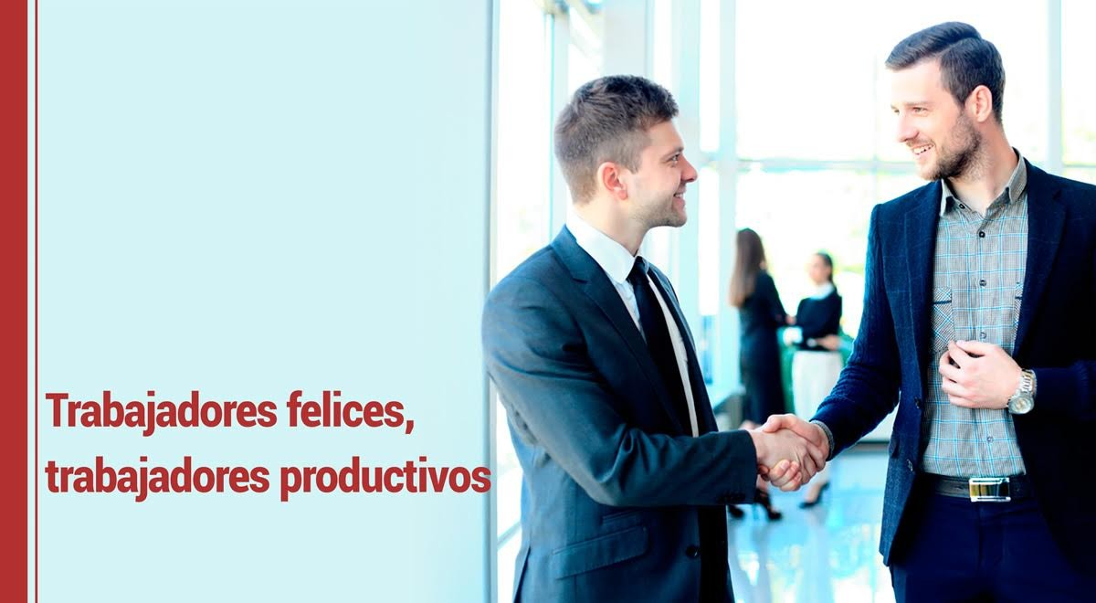 Trabajadores-felices-trabajadores-productivos Trabajadores felices, trabajadores productivos