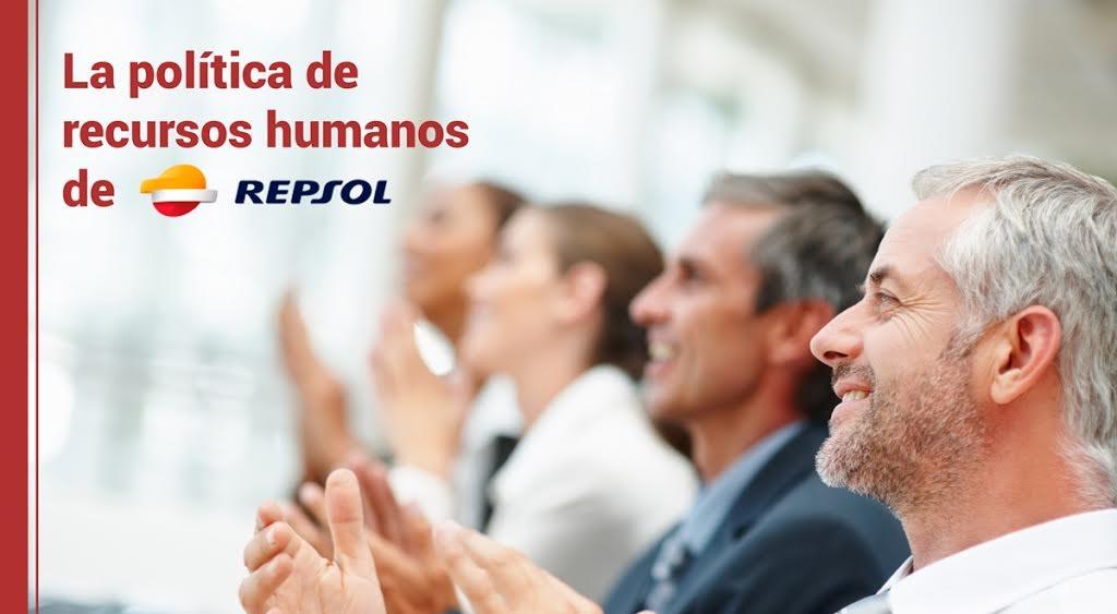 La política de recursos humanos de Repsol