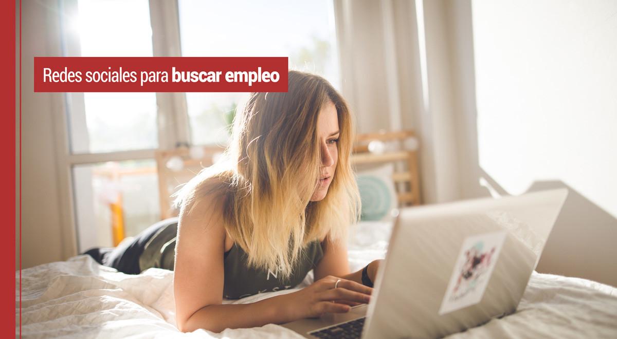 redes-sociales-trabajo Redes sociales para buscar empleo