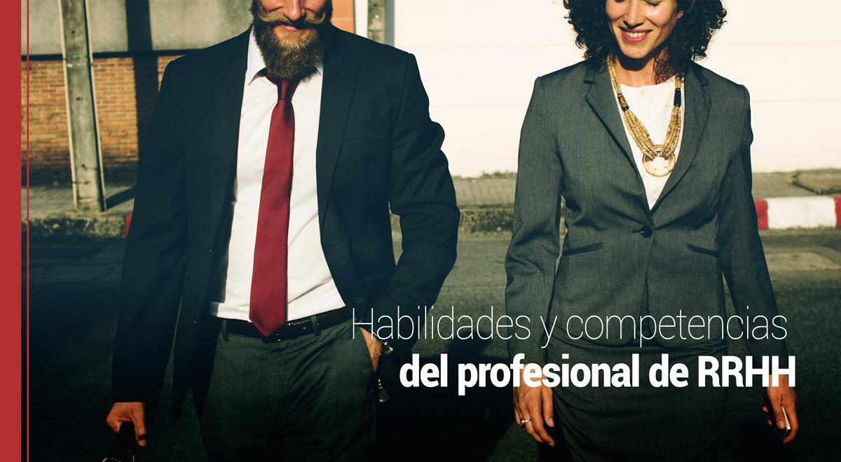 y competencias del profesional de RRHH