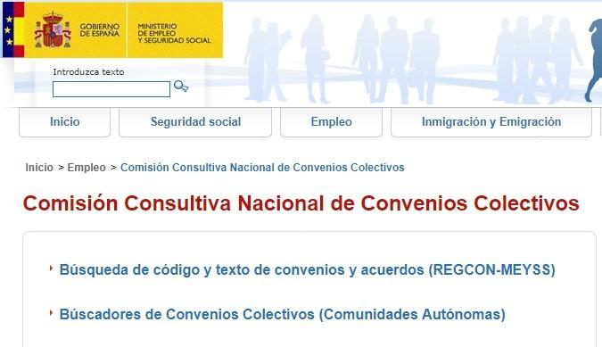 convenios-II Cuál es mi convenio colectivo