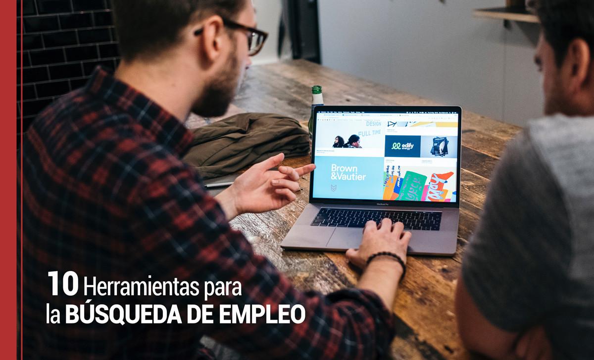 herramientas-busqueda-empleo 10 Herramientas para la búsqueda de empleo