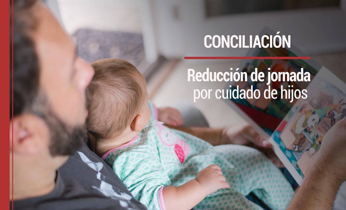 reduccion-jornada-hijos Reducción de jornada por cuidado de hijos