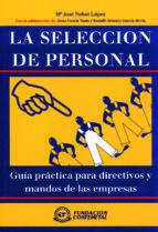 maria-jose-nebot Los mejores libros sobre selección de personal