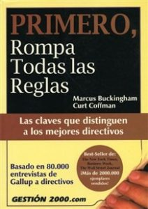 primero-rompa-todas-las-reglas-212x300 Los mejores libros sobre selección de personal