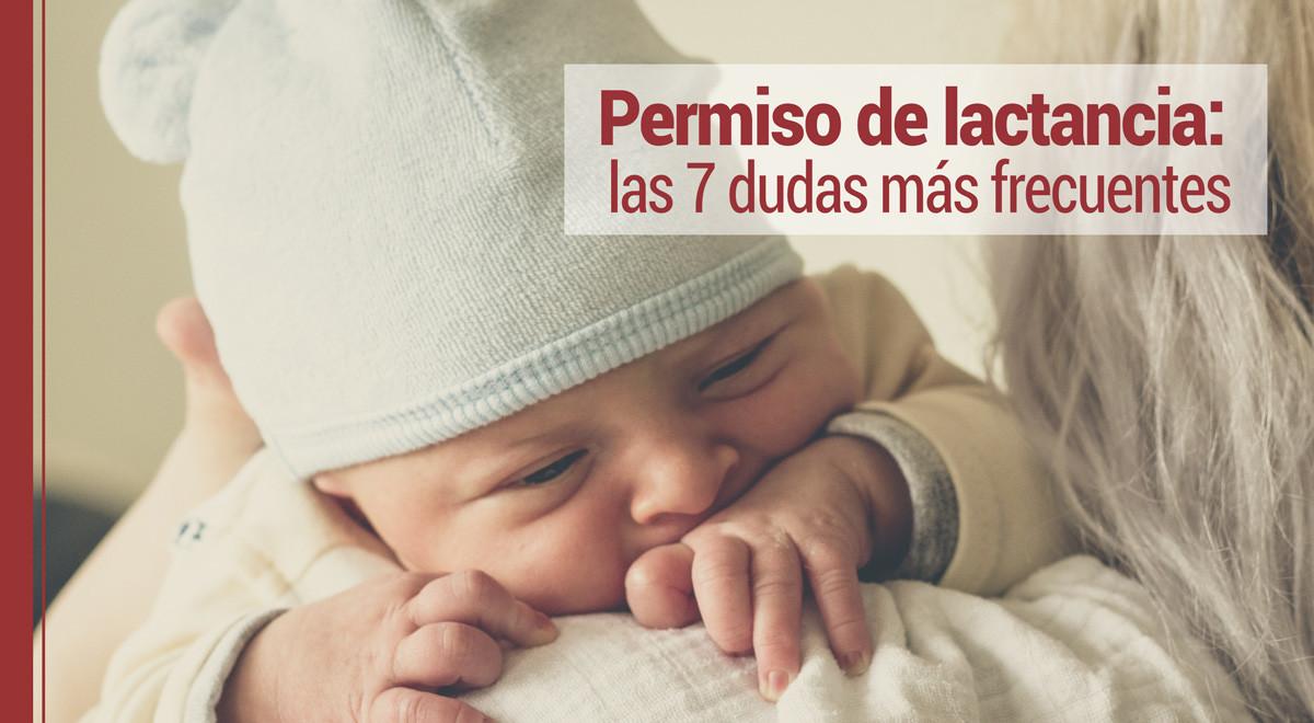 permiso-lactancia El permiso de lactancia: las 7 dudas más frecuentes